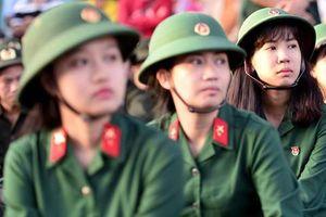 Toàn cảnh chỉ tiêu tuyển sinh 18 trường quân đội năm 2019