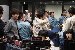 Tàu thăm dò vũ trụ Nhật Bản đáp thành công xuống tiểu hành tinh Ryugu
