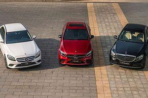 Cận cảnh Mercedes-Benz C-Class 2019 giá từ 1,5 tỷ tại VN