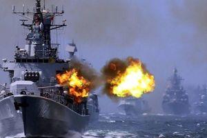 Trung Quốc tiến hành 20 cuộc tập trận không báo trước trên biển Đông