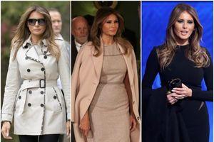 Phong cách thời trang sang chảnh của đệ nhất phu nhân nước Mỹ