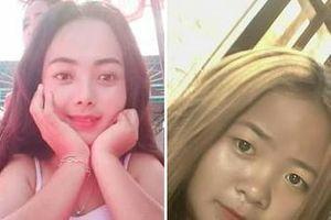Thiếu nữ xinh đẹp cùng em gái bỗng dưng 'mất tích'