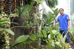 Cận cảnh biệt thự triệu đô ngập cây xanh của MC Quyền Linh