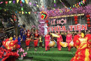 Lạng Sơn: Độc đáo, khác lạ Lễ hội Chùa Tiên - Giếng Tiên