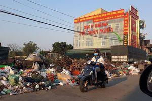 Nhà máy rác Phú Hà tiếp nhận rác 'nhỏ giọt', Giám đốc nói không chỉ đạo việc này