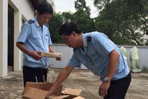 Hải quan Long An: Bắt giữ 4 vụ vận chuyển thuốc lá lậu trong đợt cao điểm chống buôn lậu