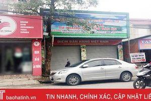 Người tiêu dùng e ngại, cửa hàng thực phẩm sạch ở Hà Tĩnh 'đoản mệnh'!