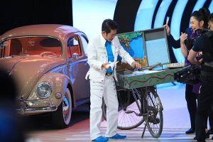 Nghệ sĩ Tấn Beo tiết lộ tuổi trẻ từng đi hát dạo, bán kẹo kéo