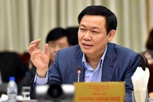 Phó Thủ tướng: 'Chính phủ đã có kịch bản dài hơi cho TTCK chứ không ăn đong từng năm'