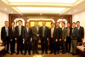 Hyundai Motor mong muốn tăng cường hợp tác đầu tư trong lĩnh vực GTVT