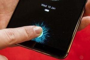 Những đối thủ dùng cảm biến vân tay trong màn hình trước S10