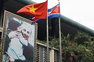 Ngày mới ở ngôi trường biểu tượng tình hữu nghị Việt Nam – Triều Tiên
