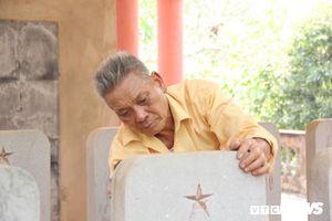 Người thương binh hơn 20 năm cặm cụi chăm sóc khu tưởng niệm liệt sĩ Triều Tiên ở Bắc Giang