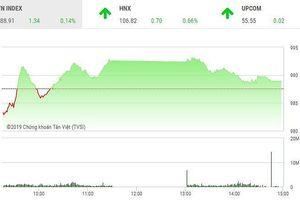 Phiên chiều 22/2: Thiếu sự đồng thuận, VN-Index tuột mốc 990 điểm