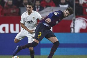 Sevilla - Barcelona: Không dễ cho Barcelona