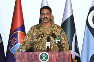 Quân đội Pakistan khẳng định không muốn chiến tranh với Ấn Độ