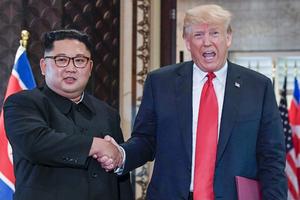 Tổng thống Trump đặt nhiều kỳ vọng vào thượng đỉnh Mỹ - Triều lần 2