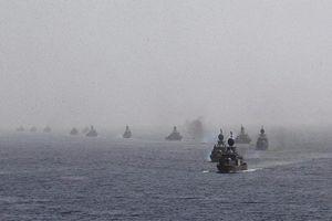 Iran tập trận quy mô lớn