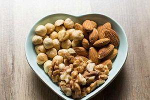 Ăn hạt giúp giảm bệnh tim ở bệnh nhân tiểu đường