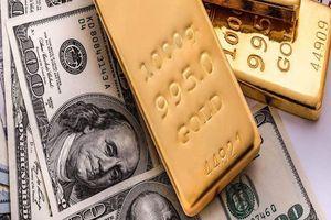 Cuối tuần giá vàng tăng nhẹ, USD dậm chân tại chỗ