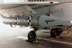 Israel phát triển tên lửa không đối đất mới chống Iran