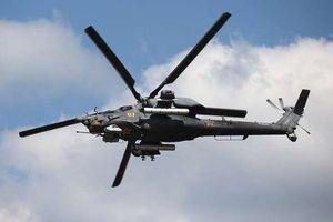 Nga trang bị AI tự tiêu diệt mục tiêu lên trực thăng Mi-28N