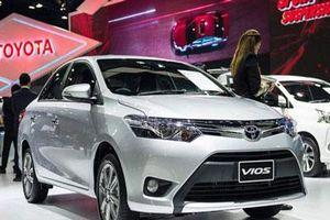 Tiêu thụ Vios suy giảm đầu năm, Toyota dễ mất ngôi vua xế hộp tại Việt Nam