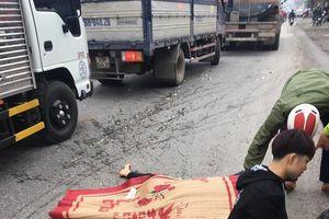 Va chạm với xe bồn, cô gái nhập viện trong tình trạng nguy kịch