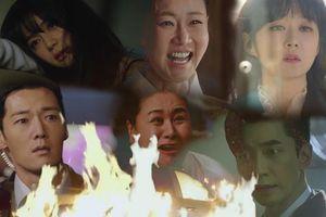 'Hoàng Hậu cuối cùng' và những phân cảnh sốc, gây ám ảnh nhất phim