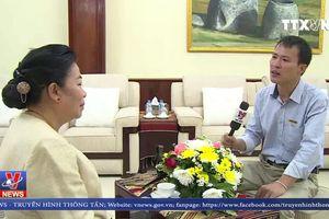 Quan hệ đặc biệt Việt Nam - Lào sẽ mãi phát triển