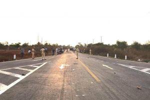 Gia Lai: Ô tô tông xe mô tô, 3 người trong một nhà tử vong