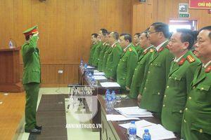Trung đoàn CSCĐ (CATP Hà Nội) triển khai bảo vệ Hội nghị Thượng đỉnh Mỹ - Triều Tiên lần 2