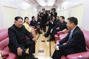 Sức mạnh đoàn tàu màu xanh của Chủ tịch Kim Jong Un tới Việt Nam