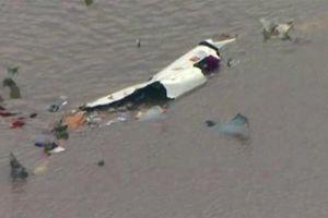 Hai vụ rơi máy bay Mỹ trong một ngày, nhiều người thiệt mạng