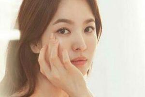 Bằng chứng cho thấy Song Hye Kyo là 'tường thành sắc đẹp' không thể bị đổ