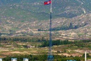 Điều kỳ lạ tại thành phố giả Triều Tiên dựng lên sát biên giới Hàn Quốc