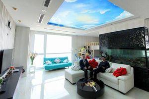 Cận cảnh căn hộ siêu sang của nam MC Phan Anh