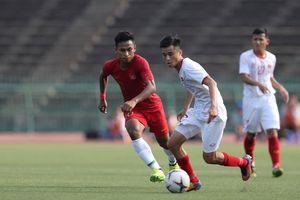 4 cầu thủ U.22 được đề xuất lên tuyển U.23 Việt Nam