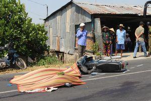 Cha chồng và con dâu chết thương tâm sau tai nạn với xe bồn