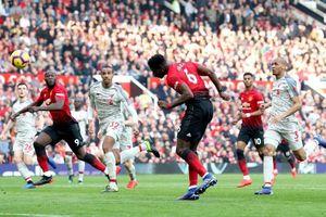 MU chia điểm Liverpool sau trận cầu 'kỳ lạ'