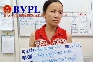 Phát hiện người phụ nữ nghi dùng thuốc mê chiếm đoạt tài sản tại Bến xe Miền Đông