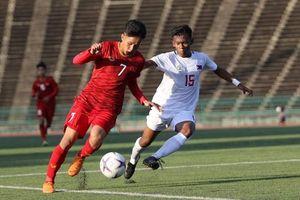 Thua tối thiểu trước U.22 Indonesia, Việt Nam ngậm ngùi tranh giải ba