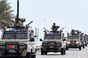 Các nước vùng Vịnh tiến hành tập trận chung Peninsula Shield