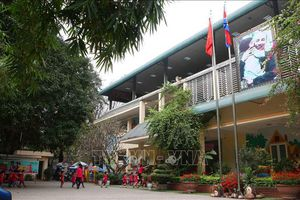 Ngôi trường biểu tượng của quan hệ hữu nghị Việt Nam - Triều Tiên