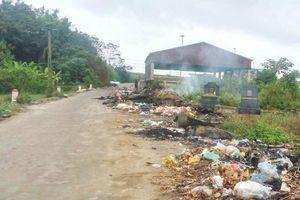 Tập trung cải thiện ô nhiễm môi trường nông thôn, làng nghề