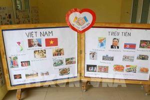 Ngôi trường biểu tượng của quan hệ Việt Nam - Triều Tiên