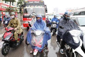 Thời tiết ngày 24/2: Bắc Bộ trời mưa rét, Tây Nguyên và Nam Bộ ngày nắng nóng