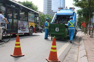 Hà Nội: Tăng cường công tác vệ sinh môi trường phục vụ Hội nghị Thượng đỉnh Mỹ - Triều