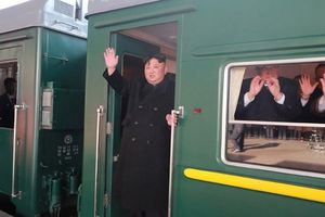 4 Phó Chủ tịch Đảng tháp tùng Chủ tịch Kim Jong-un dự hội nghị thượng đỉnh Hầ Nội