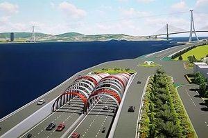 Quảng Ninh sẽ xây hầm đường bộ qua vịnh Cửa Lục